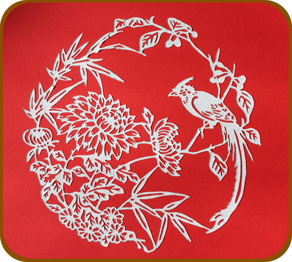 Flower paper cutting goalblockety flower paper cutting mightylinksfo